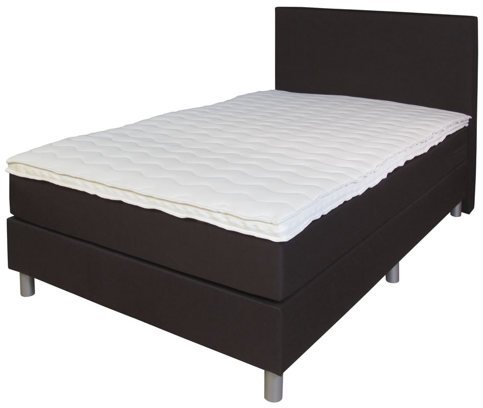 boxspring dreamtime 120x200cm ballast bed en textiel. Black Bedroom Furniture Sets. Home Design Ideas